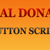 Add paypal donation button to blogger and wordpress blogs