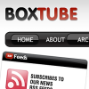 Box Tube Blogger Template