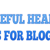 8 useful tips for Bloggers to stay healthy