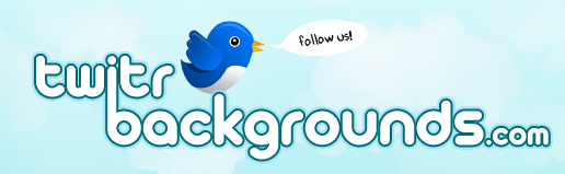 twitr backgrounds 14 sites which provides Free Twitter Backgrounds