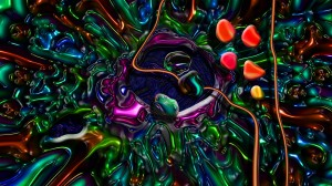 Miscellaneous Digital Art Trippy Colorful Picture
