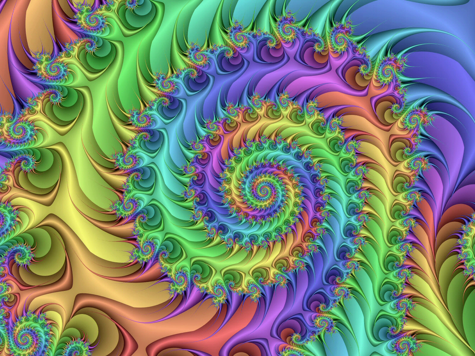 trippy colorful wallpapers - photo #1