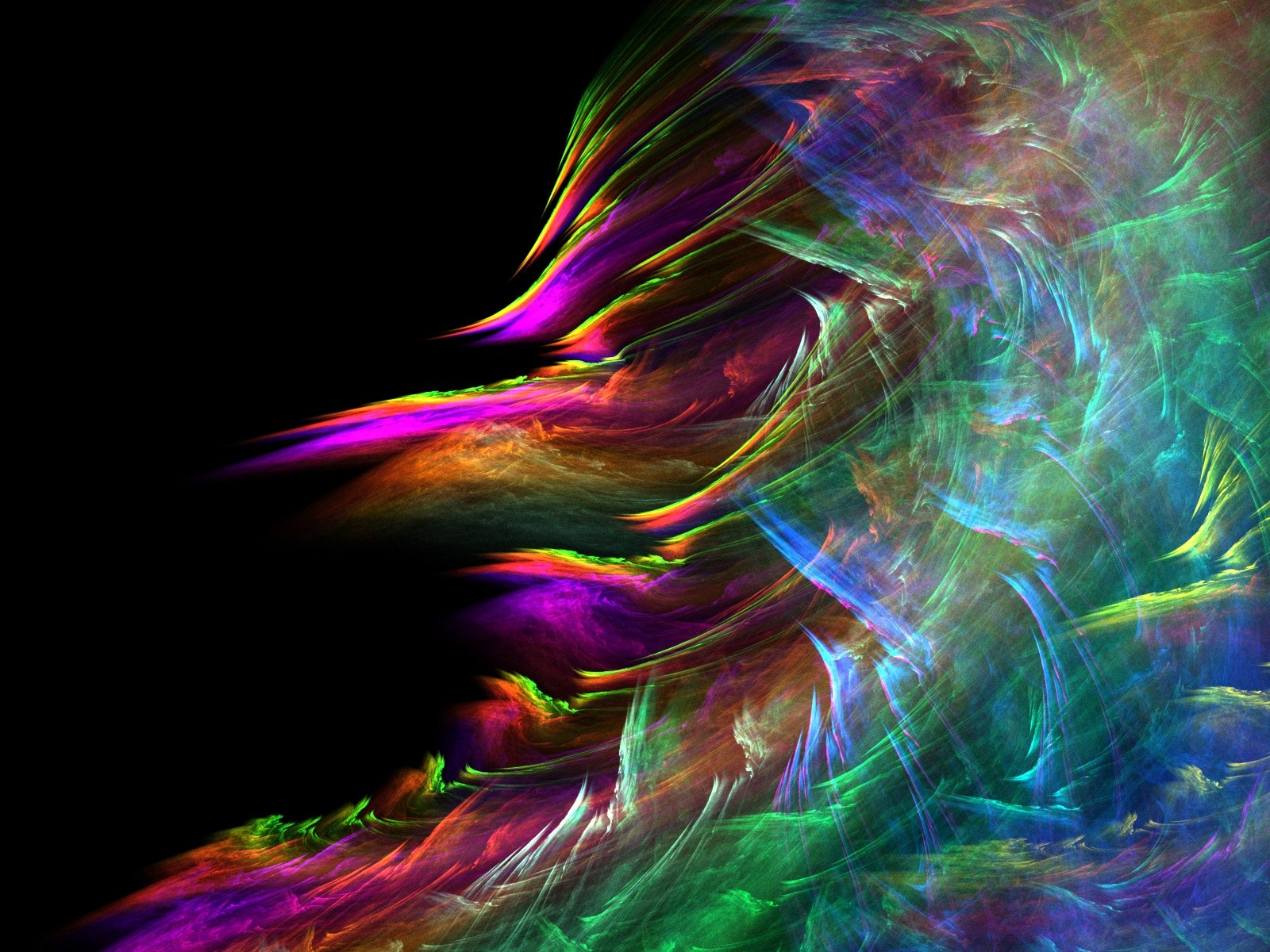 30 Awesome Trippy Wallpapers @ Techie Blogger - photo#4
